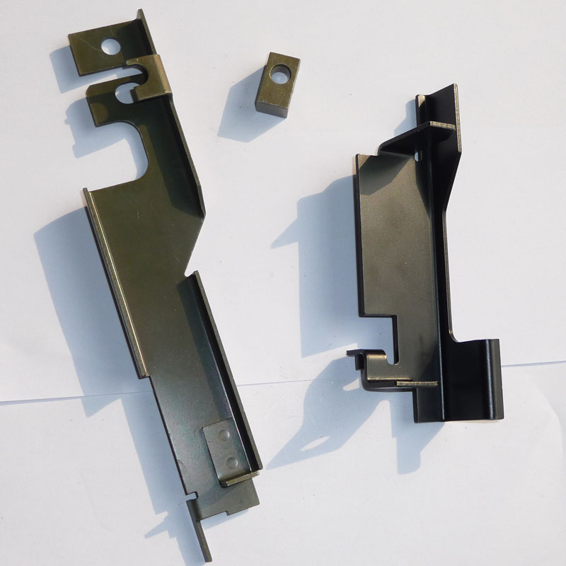 MPS03 - Steel Bracket