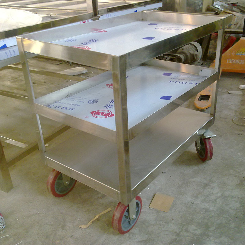 MBW08 - Stainless Steel Cart